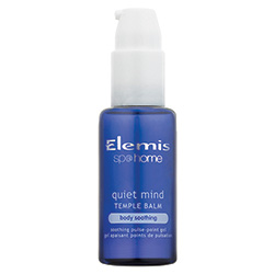 Elemis Spa At Home Quiet Mind Temple Balm