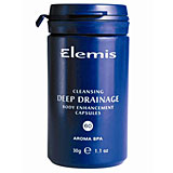 Elemis Spa At Home Cleansing Deep Drainage Body Enhancement Capsules