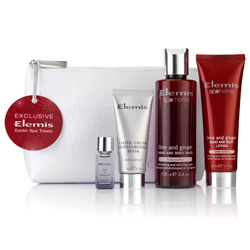 EXCLUSIVE Elemis Exotic Spa Treats