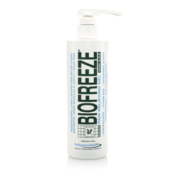 BioFreeze Gel Pump 16oz