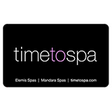 $100 timetospa Gift Card
