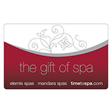 $70 timetospa Gift Card