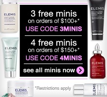 Get up to 4 free minis with your purchase