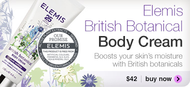 New Elemis British Botanicals Body Cream