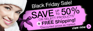 timetospa Special Promotions - Black Friday - Save up to 50% NOW.