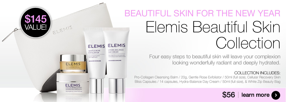 Elemis Beautiful Skin in a Flash Kit $60