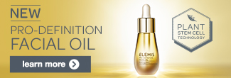 elemis pro-definition facial oil anti-aging facial oil