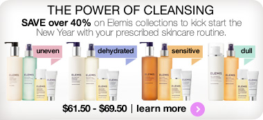 NEW Elemis Cleansing Kits for every skin type!
