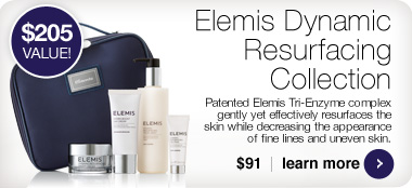 NEW Elemis Dynamic Resurfaincing Collection