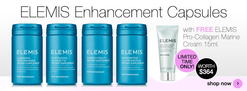 Free Pro-collagen Marine Cream with 3-Month Detox