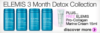 FREE Pro-Collagen Marine Cream + 3 Month Detox