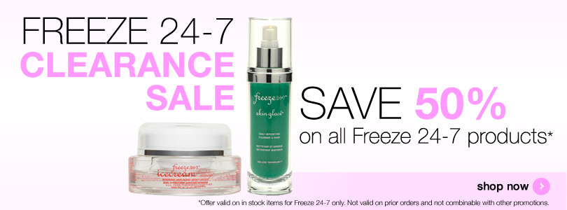 Freeze 24-7 ArticeLift Firming Neck Cream available for $95 | BUY NOW