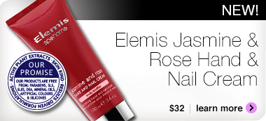 Elemis Jasmine and Rose Hand and Nail Cream $32 BUY NOW;