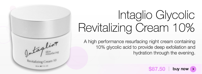 Intaglio Glycolic Revitalizing Cream 10% | BUY NOW