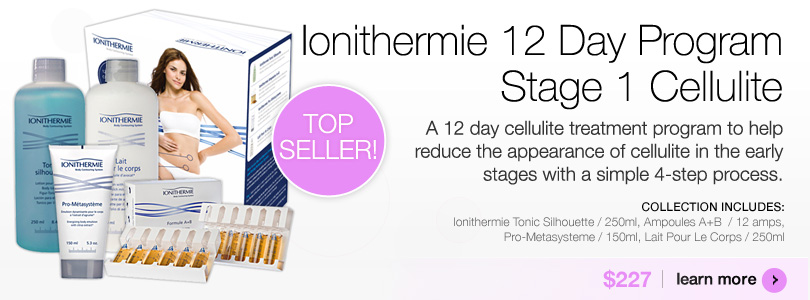 Ionithermie 12 Day Program Stage 1 Cellulite | BUY NOW