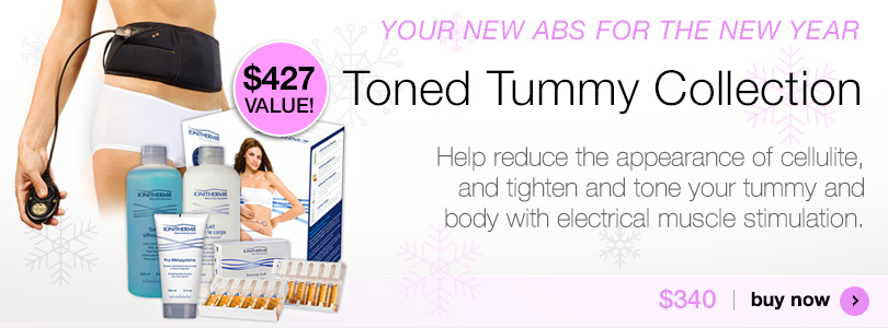 BMR Toned Tummy Collection $340 | BUY NOW