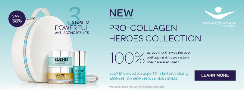 ELEMIS  pro-collagen heroes collection save 38%
