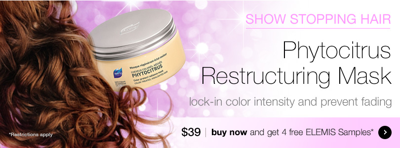 timetospa phyto Phytocitrus Restructuring Mask