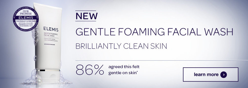 Gentle Foaming Facial Wash