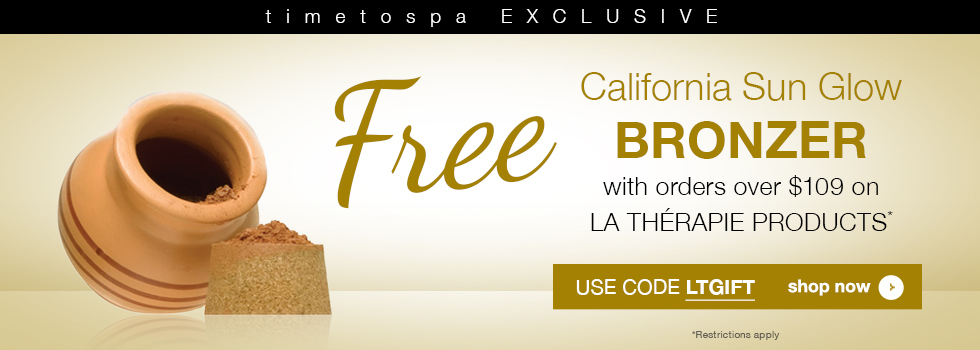 25% off La Therapie Products