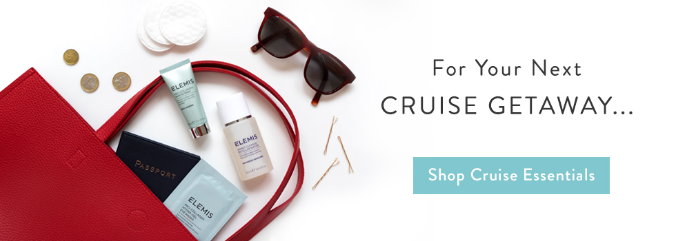 discover best selling elemis, la therapie, jou supplements cruise products on on timetospa.com