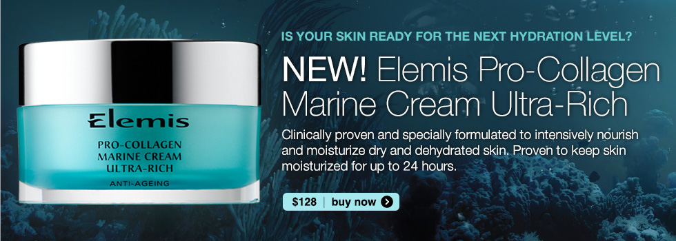 New Elemis Pro-Collagen Marine Cream Ultra-Rich