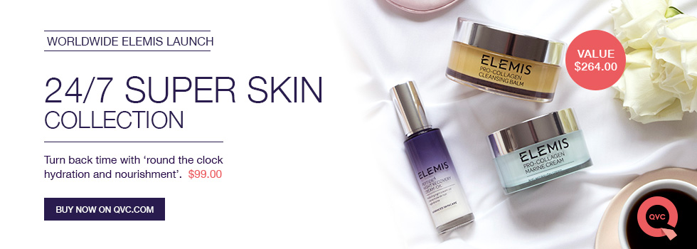 Experience ELEMIS Peptide4 exclusively on QVC