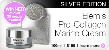 Elemis Pro-Collagen Marine Cream - Silver Edition $189 BUY NOW