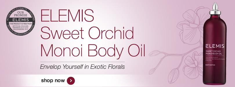 ELEMIS Sweet Orchid Monoi Body Oil