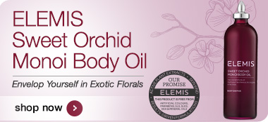 NEW ELEMIS Sweet Orchid Body Oil