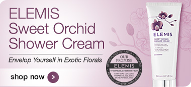 ELEMIS Sweet Orchid Shower Cream
