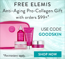 free elemis pro-collagen collection with $99+ orders on timetospa.com