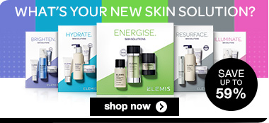 elemis skincare solution offer save up to 59% off on timetospa