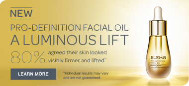 new elemis pro-definition facial oil for mature skin