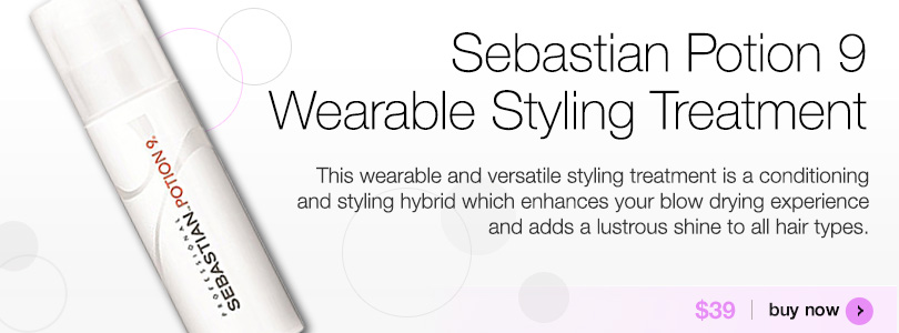 Sebastian Potion 9 Wearable Styling Treatment $39   BUY NOW
