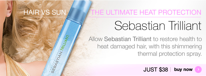 Sebastian Trilliant - Heat Protectant