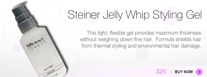 Steiner Jelly Whip Styling Gel $20 | BUY NOW