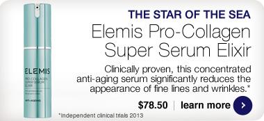 NEW Elemis Pro-Collagen Super Serum Elixir