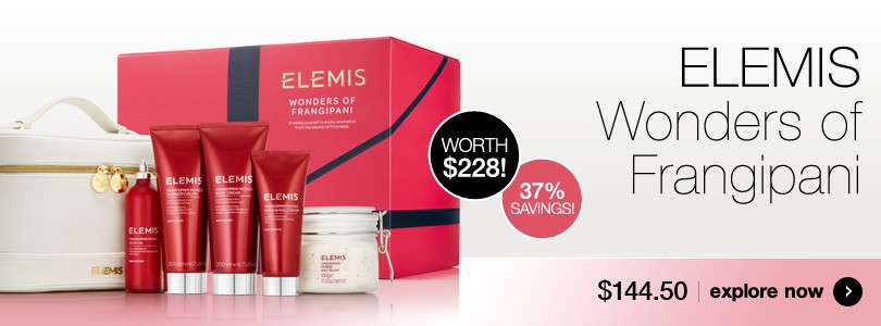 ELEMIS Wonders of Frangipani