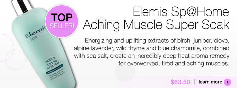 Elemis Spa At Home Aching Muscle Super Soak BUY NOW