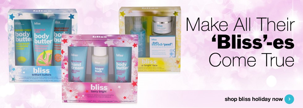 New Bliss Holiday Collections Available