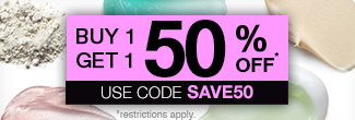 timetospa Special Promotions - Buy one, get one 50% off. Use code SAVE50 to redeem.
