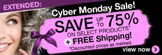 timetospa Special Promotions - Cyber Monday - Save up to 75% NOW.