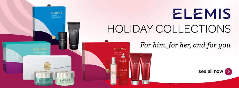 New Elemis Holiday Collection.