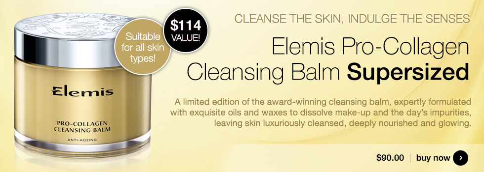 Elemis Pro-Collagen Cleansing Balm Supersize