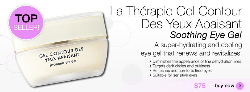 La Therapie Gel Contour Des Youx Apaisant - Soothing Eye Gel $75