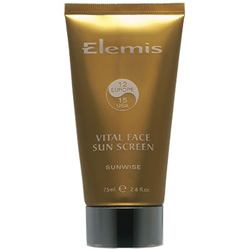 Elemis Vital Face Sun Screen SPF15