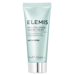 ELEMIS Pro-Collagen Marine Cream 15ml - travel