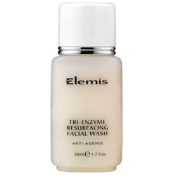 ELEMIS Tri-Enzyme Resurfacing Facial Wash 50ml - travel