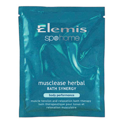 ELEMIS Spa At Home Musclease Herbal Bath Synergy